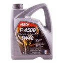 ARECA F4500 ESSENCE 5W-40 PSA B71 2296, VW502.00/505.00, MB229.3, BMW LL-01, GM-LL-B-025, RN0710 синтетическое